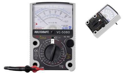Analógový multimeter Voltcraft VC-5080, 500 V