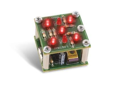Stavebnica - Elektronická hracia kocka MK150
