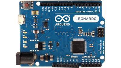 Arduino Leonardo precízny klon