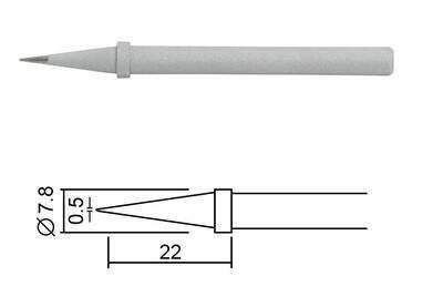 Náhradny hrot 0,5mm 28020