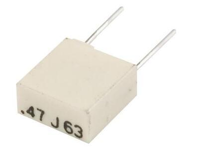 CF 330N/63VDC RM5,00mm 10%