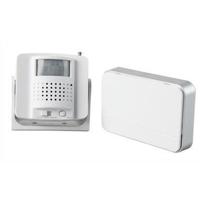 Bezdrôtový hlasič pohybu 1D06 na 230VAC