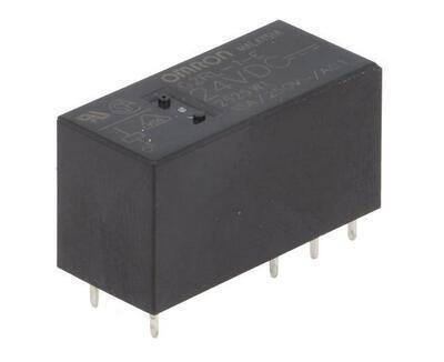Relé G2RL-1-E 24VDC 16A/250VAC cievka 1440R