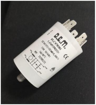 Odrušovací filter FLC470501 0,47uH(X2)+2x27nF
