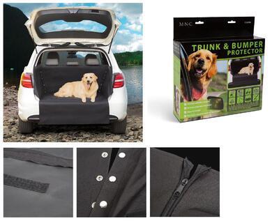 Ochranný poťah na batožinový priestor a nárazník