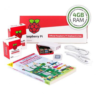 Raspberry Pi 4B/4GB Desktop Kit