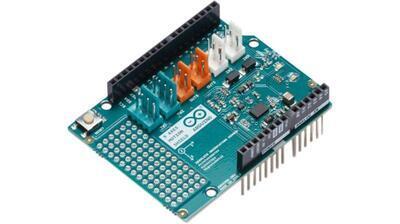 Arduino 9-AXES MOTION SHIELD