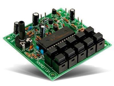 Stavebnica - Zvukový generátor K4401