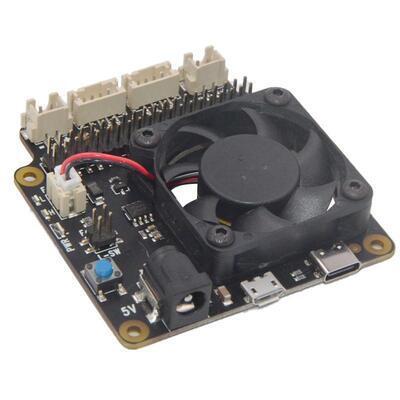 Suptronics X735 V2.1 napájaci doska s 5V ventilát.